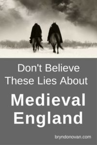 A great article on misconceptions of the #medieval era, it's surprising how many we take as fact! #lies