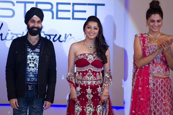 Bhumika Chawla For Hyderabad Fashion Week