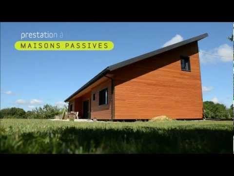 exemple de maison bioclimatique passive maison passive pinterest montres. Black Bedroom Furniture Sets. Home Design Ideas