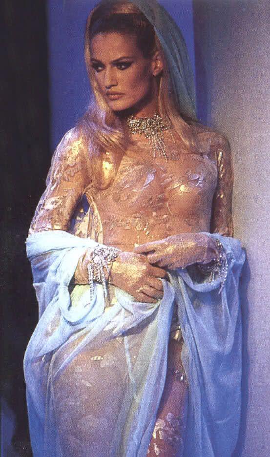 Fairytale fashion fantasy / karen cox.  Thierry Mugler