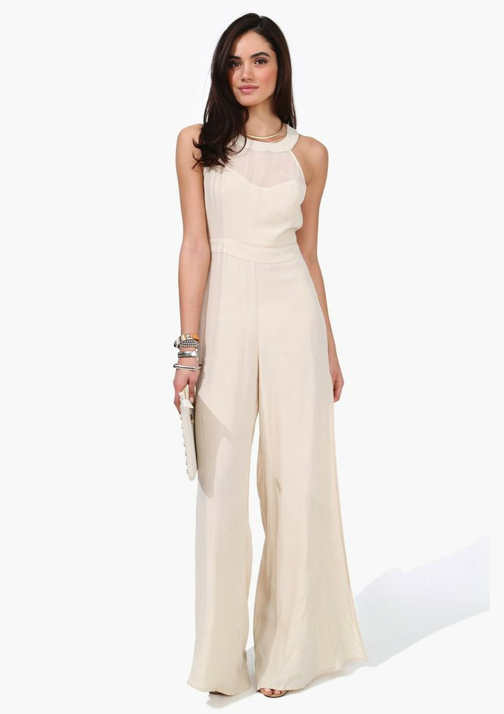 Unique Formal Jumpsuit On Pinterest  Womens Jumpsuits Jumpsuits 2013 And