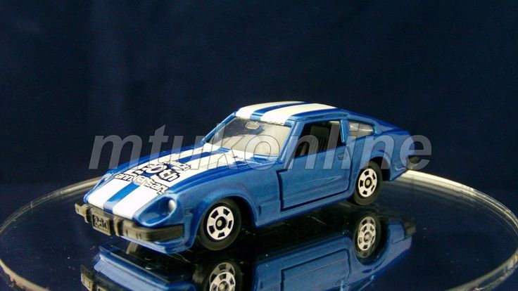 TOMICA 15 NISSAN FAIRLADY 280Z-T | 1/61 | 30TH ANNIVERSARY 2000 NO.5