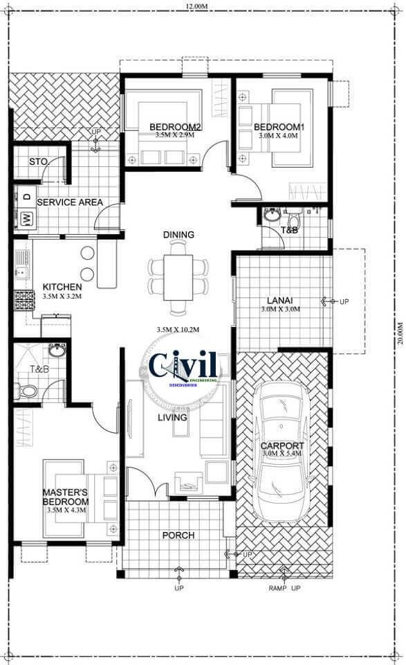 Amazing House Plan Design Ideas To See More Read It Small House Design Architecture House Plans Floor Plan Design