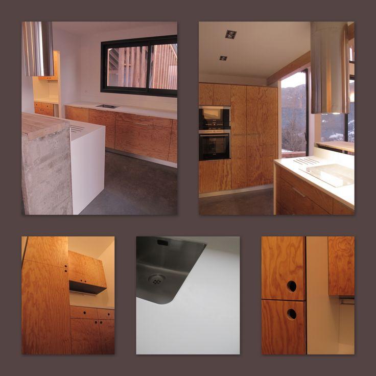 quand on vous dit qu 39 hpm aime faire la cuisine la preuve ici un agencement de cuisine et. Black Bedroom Furniture Sets. Home Design Ideas