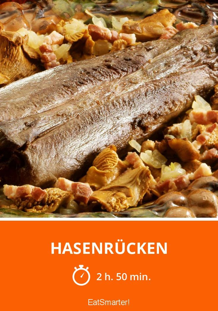 Hasenrücken - smarter - Zeit: 2 Std. 50 Min.   eatsmarter.de