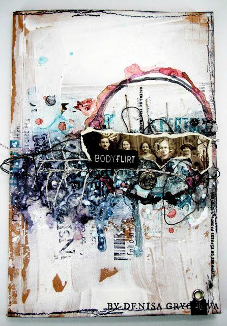 Denisa Gryczova: Bodyflirt - AJ cover