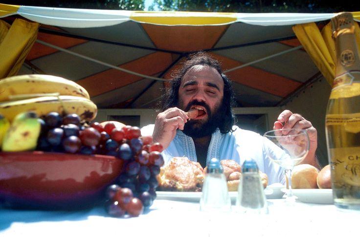Demis Roussos: Life in pictures