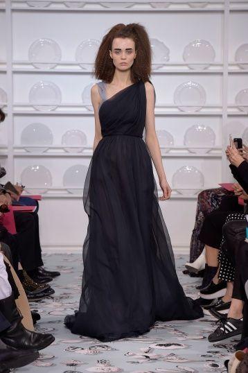 Bertrand Guyon's second Haute Couture collection for Schiaparelli - Silhouette 41