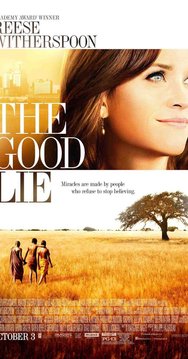 Directed by Philippe Falardeau.  With Reese Witherspoon, Corey Stoll, Thad Luckinbill, Sarah Baker. Sudanese refugees given the chance to resettle in America arrive in Kansas, where their encounter with employment agency counselor forever changes all of their lives.