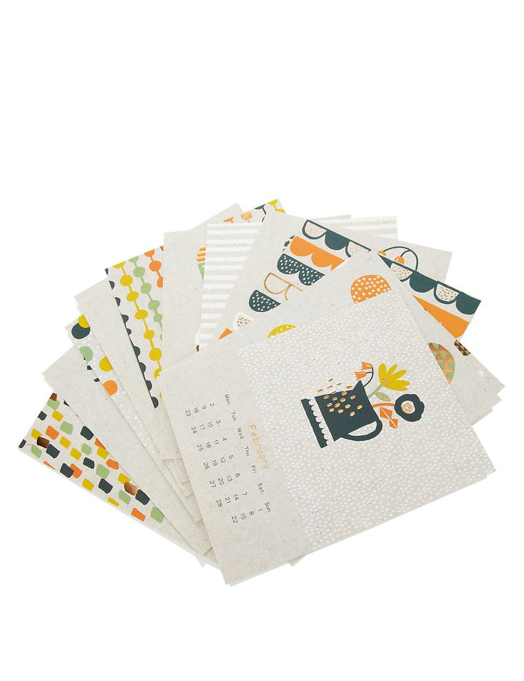 Art Easel Calendar : Images about paper calendar on pinterest desk
