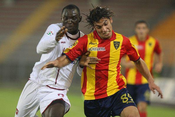 Guido Marilungo in US Lecce v Reggina Calcio - Serie B