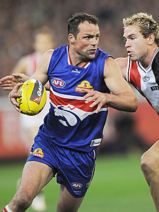 Brad Johnson - Western Bulldogs hero!