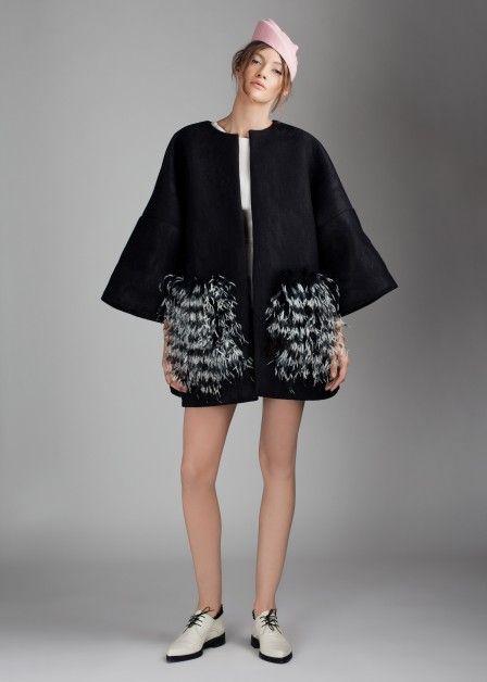 Omega Coat