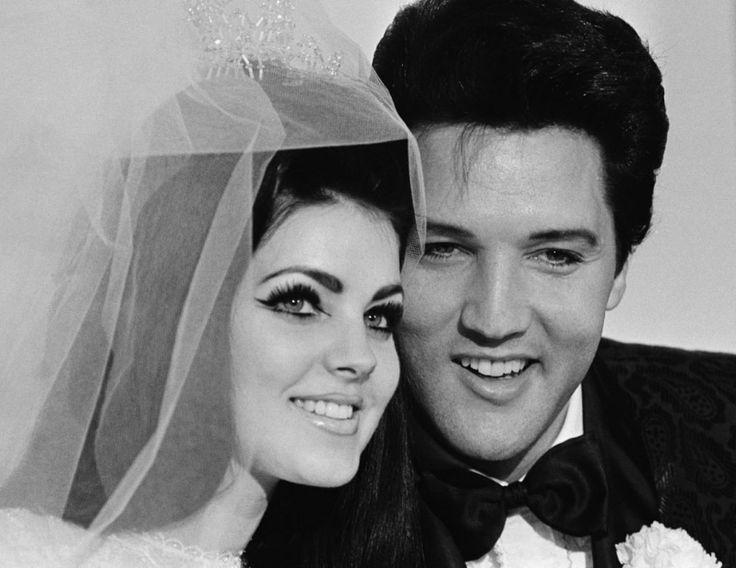 Элвис и Присцилла Пресли: люби меня нежно