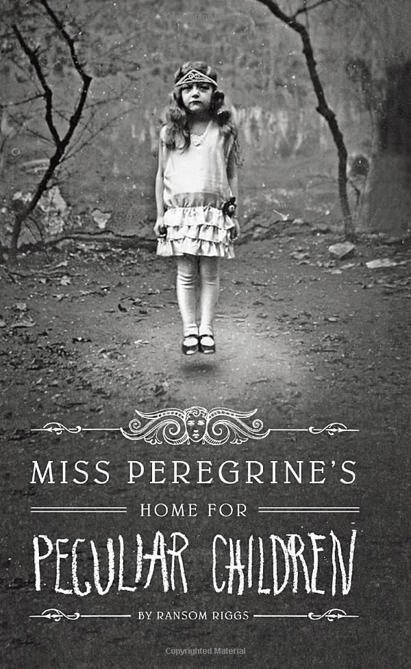 A mysterious island. An abandoned orphanage. A strange collection of very curious photographs. It all waits to be discovered in Miss Peregrine's Home for Peculiar Children, an unforgettable novel that mixes fiction and photography in a thrilling reading experience. Ooo I'm intriqued.