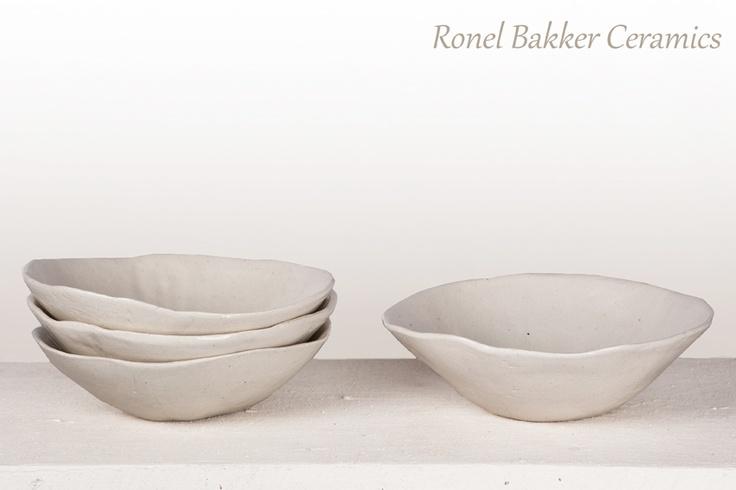 http://about.me/ronelbakker.  classic white handbuilt bowl