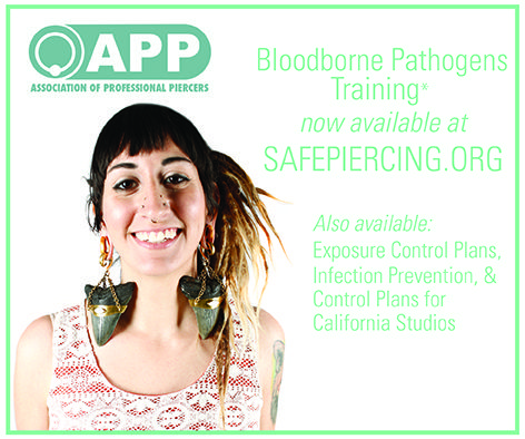 APP Bloodborne Pathogens Standard Training