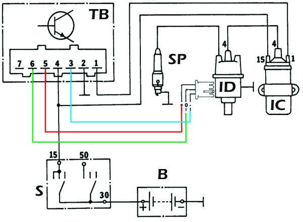Ignition System With Hall Effect Sender Kiril Mucevski Linkedin Ignition System Automotive Repair Hall Effect