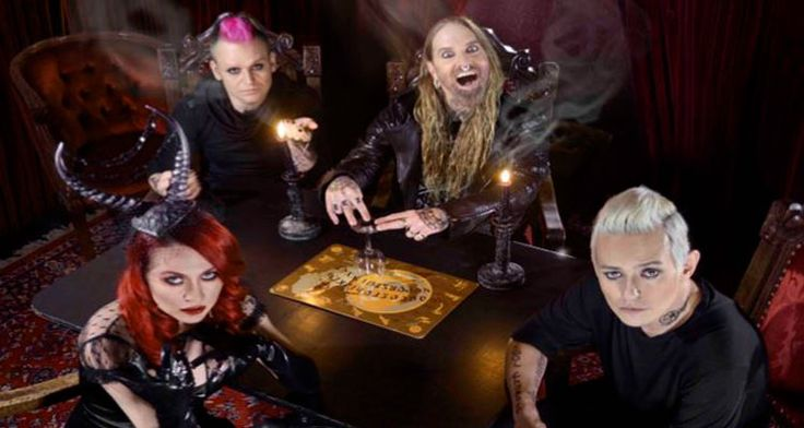 Interview with Coal Chamber, who represent the US nu-metal