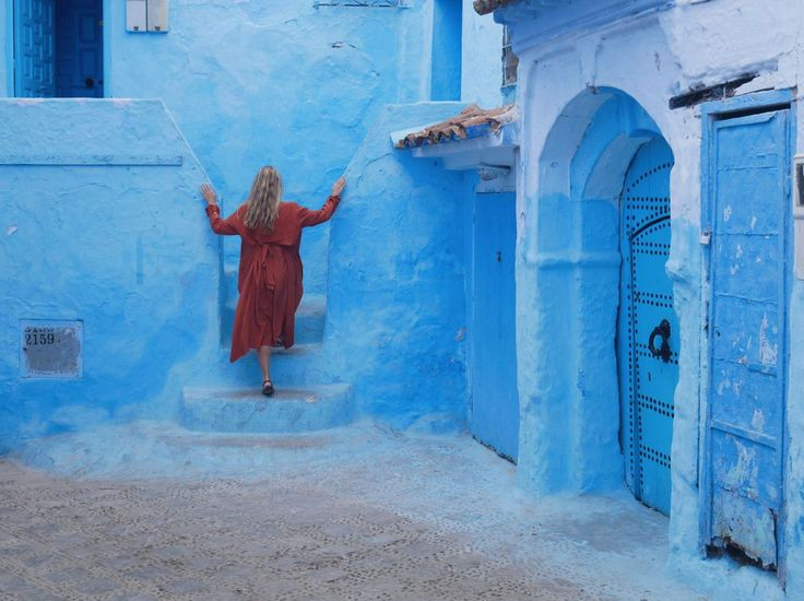 Where to Travel in 2017: Chefchaouen, Morocco