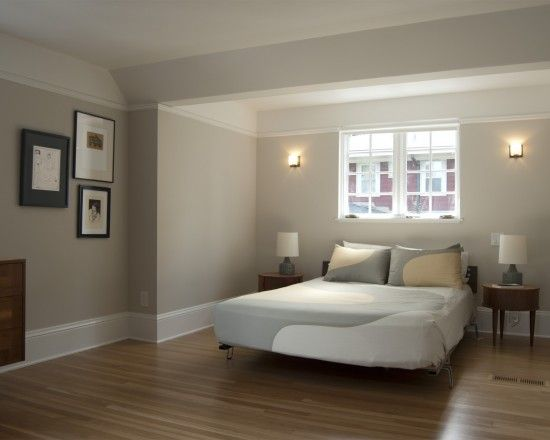 The Color Is Benjamin Moore Pale Oak Oc 20 Neutral Wall