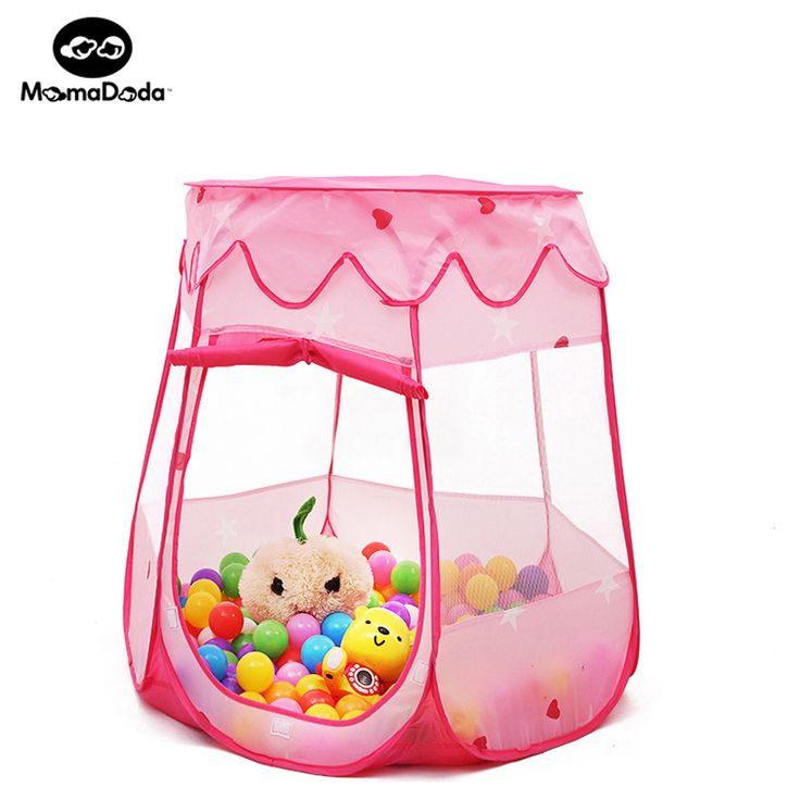 Play Tent For Kids Baby Play House Tent For Children Pool Balls Children's Tent Outdoor Toys Playpen Kids Tent For Children