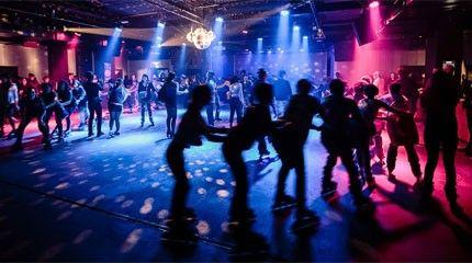 Le boom des soirées roller disco