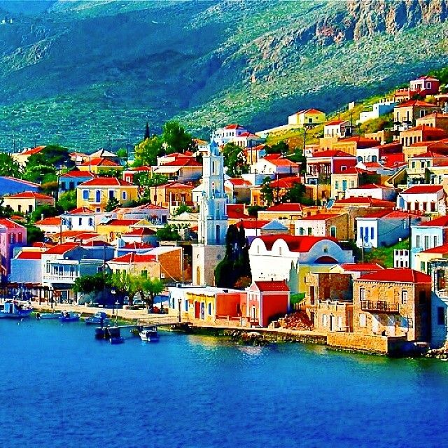 Halki ,Greece