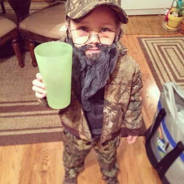 Si From Duck Dynasty!!! So cute!!!!