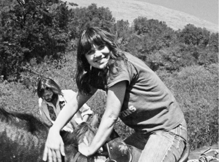 riding with neil young linda ronstadt linda ronstadt