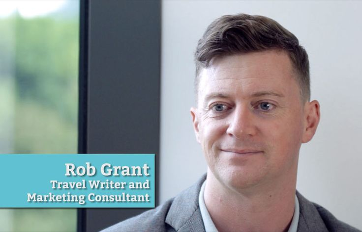 Rob Grant chats about how he went from a nine-to-five job that didn't light him up to being a paid freelance travel writer!