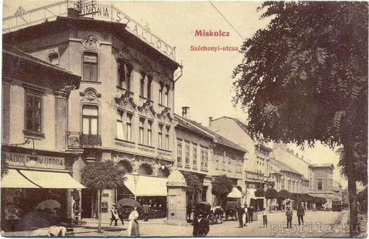 Széchenyi utca, Pannonia Szálloda