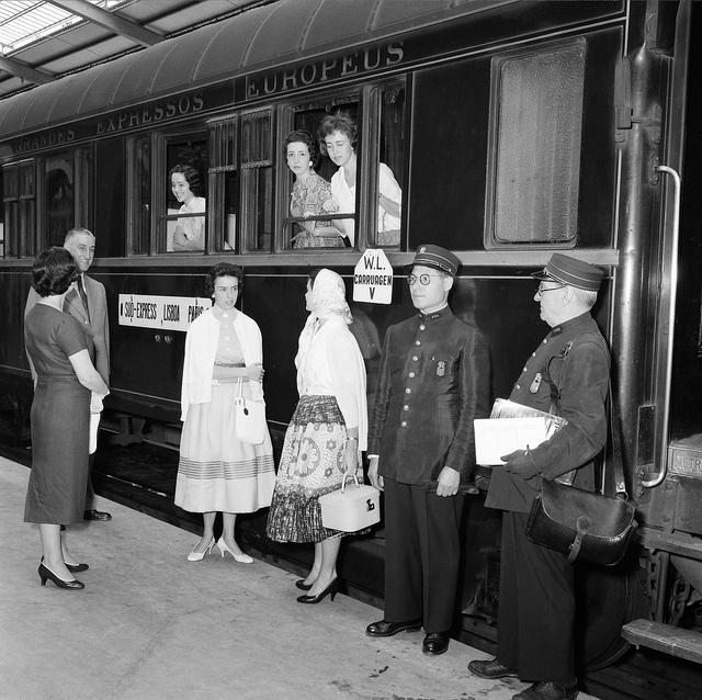 Comboio, Portugal