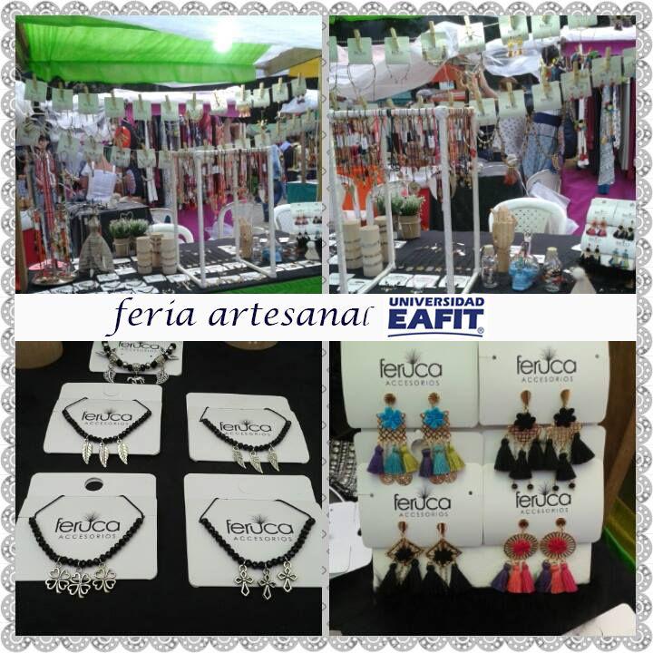 #feria #artesanal EAFIT