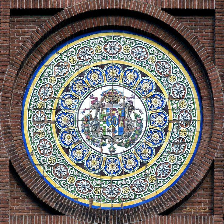 1000 images about madrid carteles azulejos planos y for El rey de los azulejos