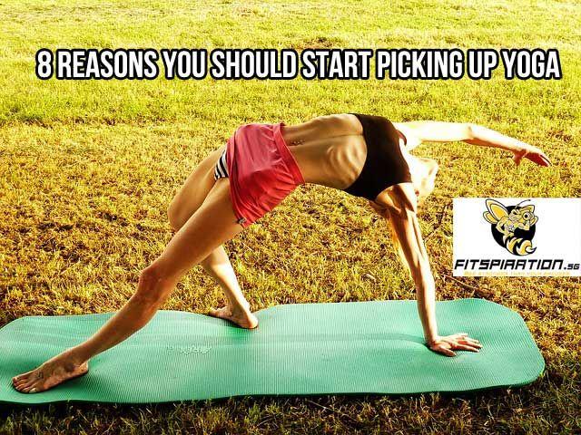 8 reasons you should pick up Yoga this International Yoga Day