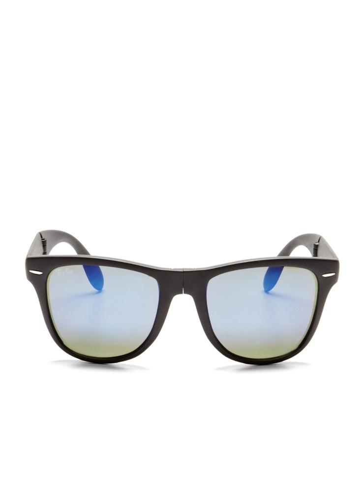 RAY-BAN  Folding Wayfarer SunglassesHandbags Cheap Design, Oakley, Ray, Handbags Www Cheapdesignerhub, Designer Handbags, Design Handbags Cheap, Bans, Fashion Designers, Sunglasses