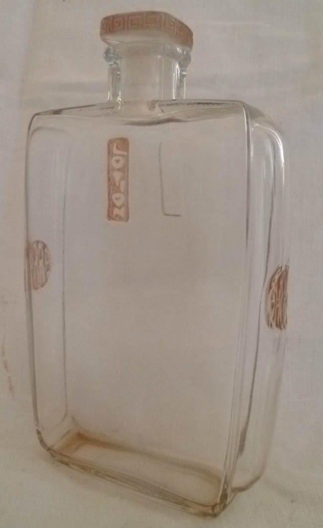Lalique Perfume Bottle Lotion