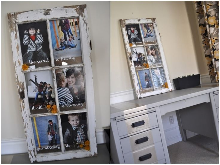 10 Unique and Cool Picture Frame Ideas 5