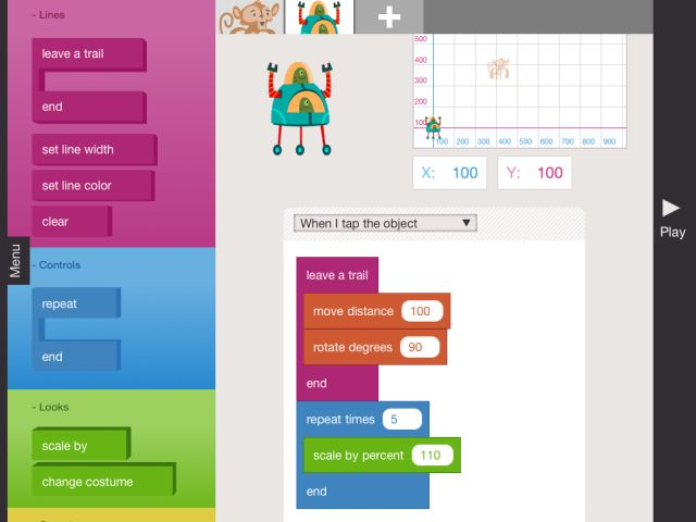 Can These iPad Apps Teach Your Kid to Code? via AllThingsD