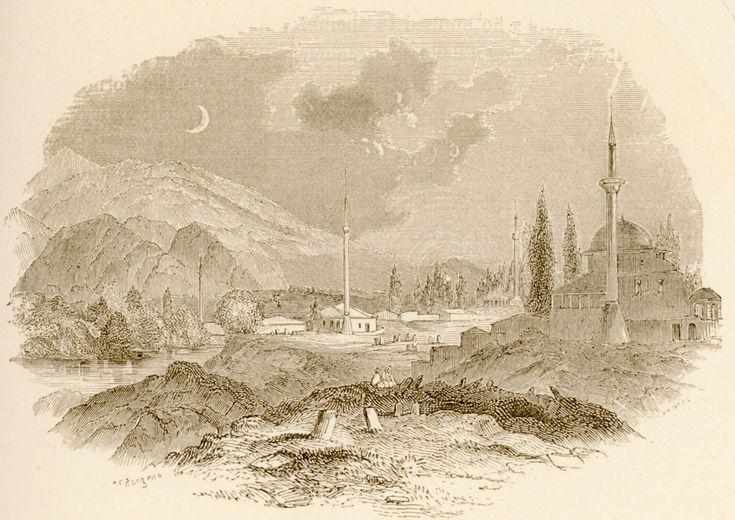 Μουσουλμανικά τεμένη στη Λάρισα. - WORDSWORTH, Christopher - ME TO BΛΕΜΜΑ ΤΩΝ ΠΕΡΙΗΓΗΤΩΝ - Τόποι - Μνημεία - Άνθρωποι - Νοτιοανατολική Ευρώπη - Ανατολική Μεσόγειος - Ελλάδα - Μικρά Ασία - Νότιος Ιταλία, 15ος - 20ός αιώνας