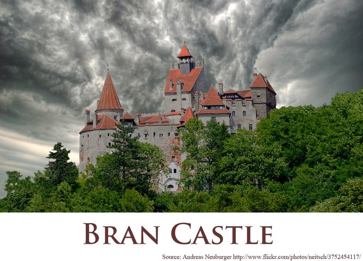 Bran Castle  https://www.facebook.com/FromTransylvaniaWithLove