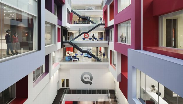 QVC Headquarters - Chiba, Japan - Gensler