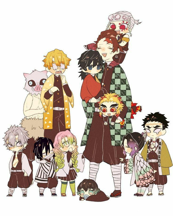 Kimetsu おしゃれまとめの人気アイデア Pinterest Supa Shirou Fubuki かわいい イラスト 手書き カワイイアニメ かわいいイラスト