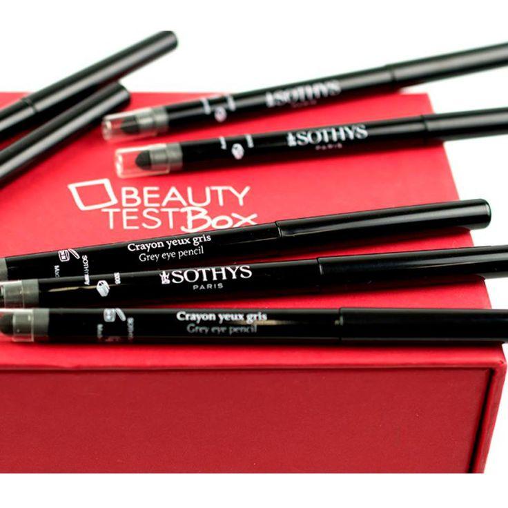 Οι #Sothys εκπλήξεις συνεχίζονται! Με το Crayon Yeux Grey Eye Pencil, τα μάτια σας θα ταξιδέψουν στα ειδυλλιακά τοπία της Γαλλίας   ❤ Sothys Greece #beautytestbox #beautybox #SothysBox #Novemberbox #beautytestboxeshop #care #facecare #beauty #BeautyGreece #cosmetics #Greekeshop #SothysExclusively #beautyteam #SothysBeautytestbox #SothysGreece #crayoneyepencil #SothysExclusivelyinBeautytestbox