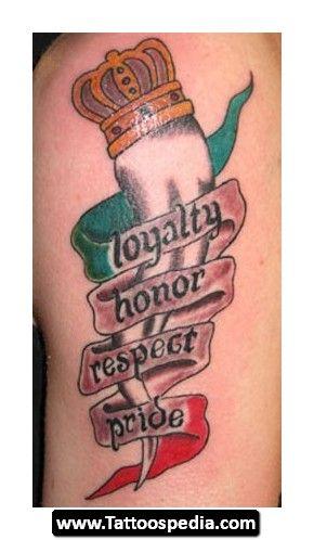 407 best tattoos images on pinterest pooh bear for Irish canadian tattoos