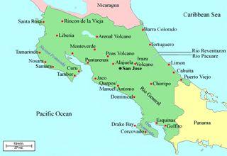 Costa Rica Grown Coffee