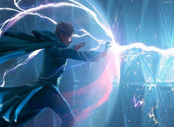 Mais incríveis ilustrações de fantasia para o game Magic: the Gathering de Chase Stone