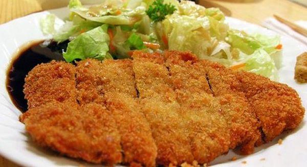 Milanesa de Res ← Recetas de Cocina – Ricas recetas sencillas y rapidas.