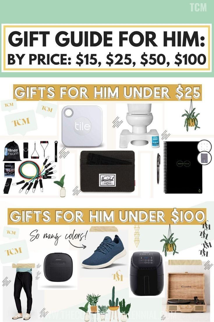Best Gifts For Boyfriend Christmas 2020 Best Gifts For Men 2020: Gift Guide For Him For Father's Day